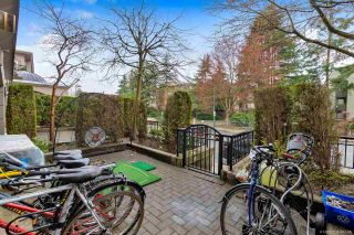 Photo 20: 104 1185 PACIFIC STREET in Coquitlam: North Coquitlam Townhouse for sale : MLS®# R2253631