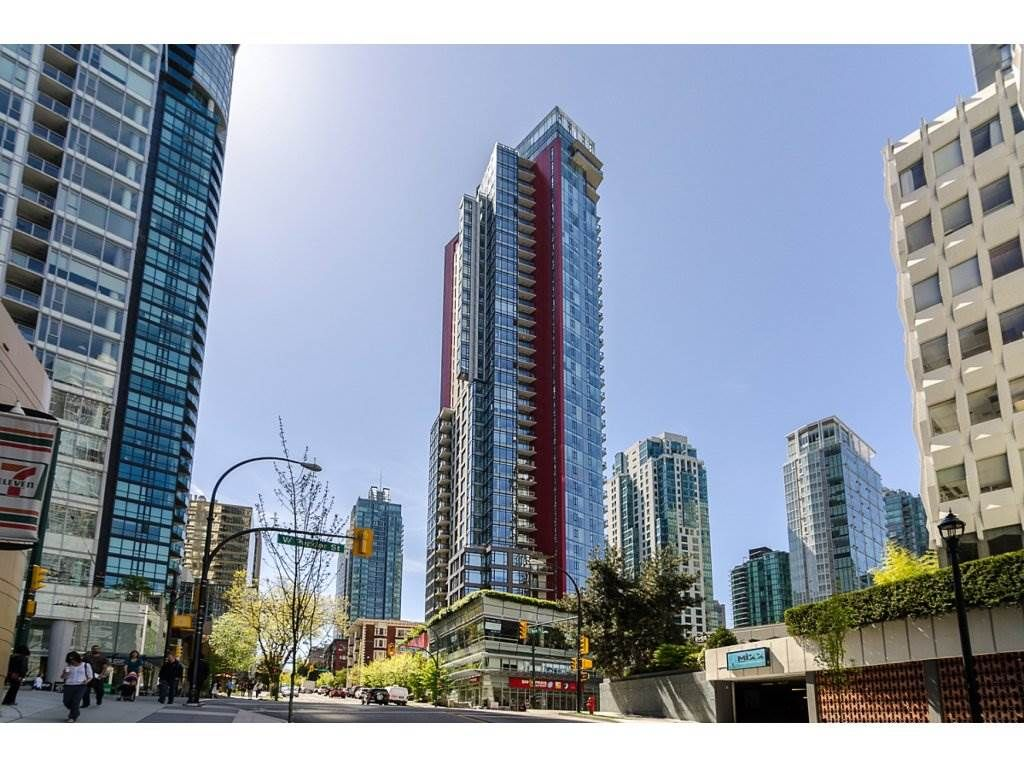 """Main Photo: 2701 1211 MELVILLE Street in Vancouver: Coal Harbour Condo for sale in """"THE RITZ"""" (Vancouver West)  : MLS®# R2164514"""