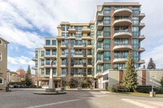 "Photo 1: 503 10 RENAISSANCE Square in New Westminster: Quay Condo for sale in ""MURANO LOFTS"" : MLS®# R2535946"