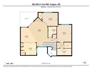 Photo 32: 602 408 31 Avenue NW in Calgary: Mount Pleasant Row/Townhouse for sale : MLS®# A1112467