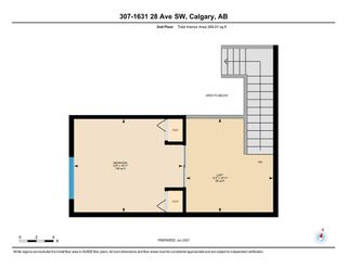 Photo 38: 307 1631 28 Avenue SW in Calgary: South Calgary Apartment for sale : MLS®# A1131920