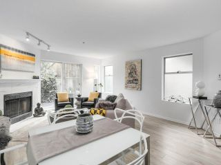 Photo 8: 106 888 W 13TH Avenue in Vancouver: Fairview VW Condo for sale (Vancouver West)  : MLS®# R2241076