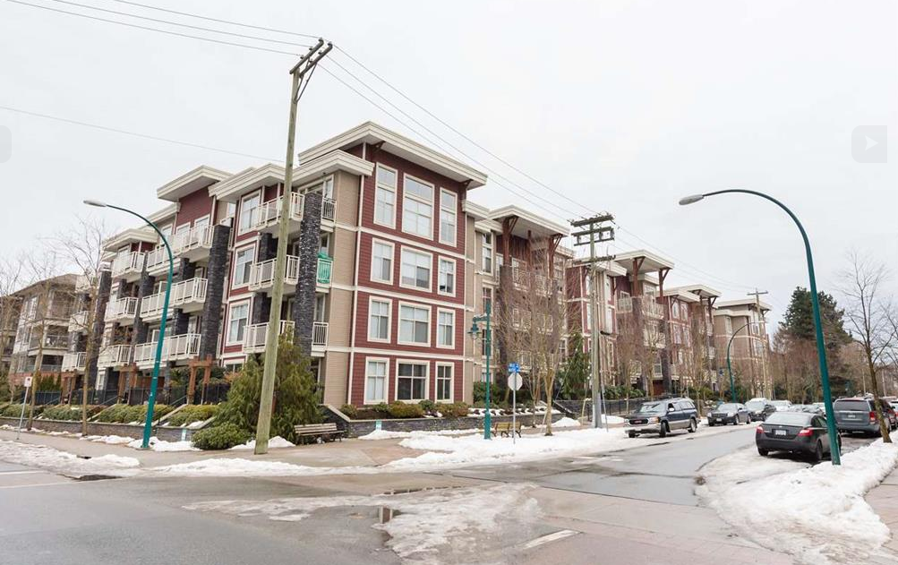 Main Photo: 201 2477 KELLY Avenue in Port Coquitlam: Central Pt Coquitlam Condo for sale : MLS®# r2132201