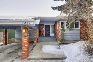 Photo 1: 7243 65 Avenue NW in Calgary: Silver Springs House for sale : MLS®# C4174046