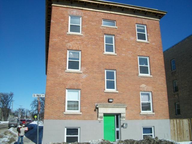 Main Photo: 821 ST PAUL Avenue in WINNIPEG: West End / Wolseley Condominium for sale (West Winnipeg)  : MLS®# 1103638