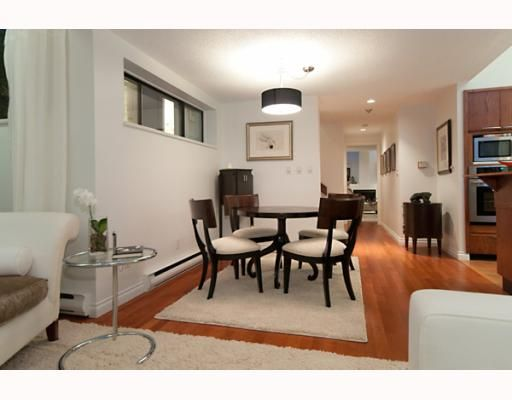 """Photo 5: Photos: 10 1019 GILFORD Street in Vancouver: West End VW Condo for sale in """"1019 GILFORD - GILFORD MEWS"""" (Vancouver West)  : MLS®# V774667"""