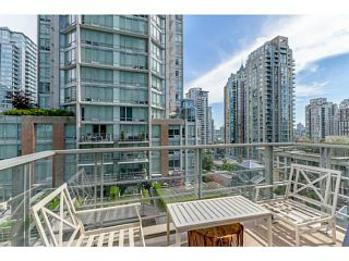 Photo 8: # 801 565 SMITHE ST in Vancouver: Downtown VW Condo for sale (Vancouver West)  : MLS®# V1076354