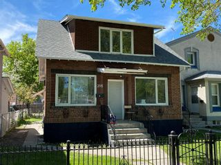 Photo 1: 298 Pritchard Avenue in Winnipeg: North End Residential for sale (4A)  : MLS®# 202113021