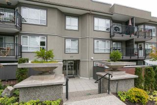 """Photo 15: 317 555 W 14TH Avenue in Vancouver: Fairview VW Condo for sale in """"CAMBRIDGE PLACE"""" (Vancouver West)  : MLS®# R2213308"""