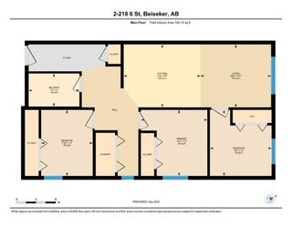 Photo 34: 2 218A 6 Street: Beiseker Apartment for sale : MLS®# A1133794