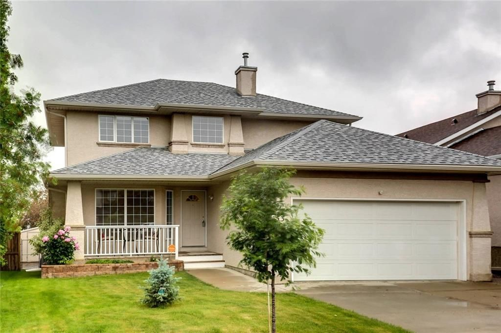 Main Photo: 153 TUSCANY HILLS Point(e) NW in Calgary: Tuscany House for sale : MLS®# C4187217