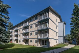 Main Photo: 108C 5601 Dalton Drive NW in Calgary: Dalhousie Apartment for sale : MLS®# A1142915
