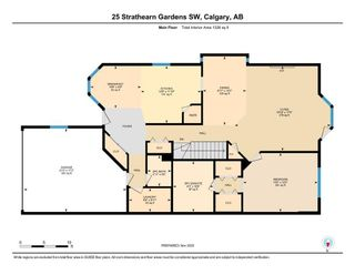 Photo 34: 25 Strathearn Gardens SW in Calgary: Strathcona Park Semi Detached for sale : MLS®# A1045110