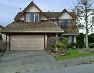 Photo 1: 1468 LANSDOWNE DR in Coquitlam: Westwood Plateau House for sale : MLS®# V574850