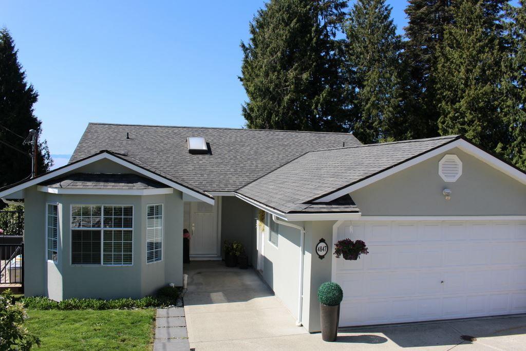 Main Photo: 4847 BLUEBERRY Place in Sechelt: Sechelt District House for sale (Sunshine Coast)  : MLS®# R2054705