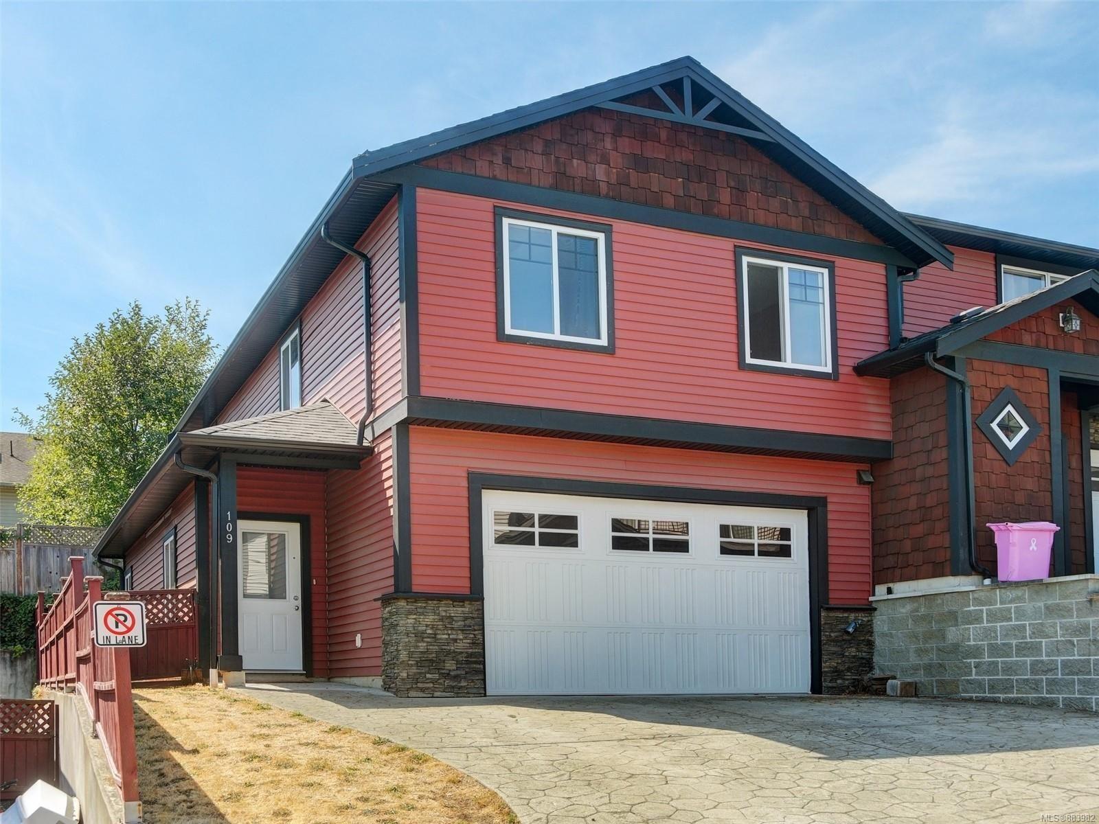 Main Photo: 109 6838 W Grant Rd in : Sk John Muir Row/Townhouse for sale (Sooke)  : MLS®# 883982