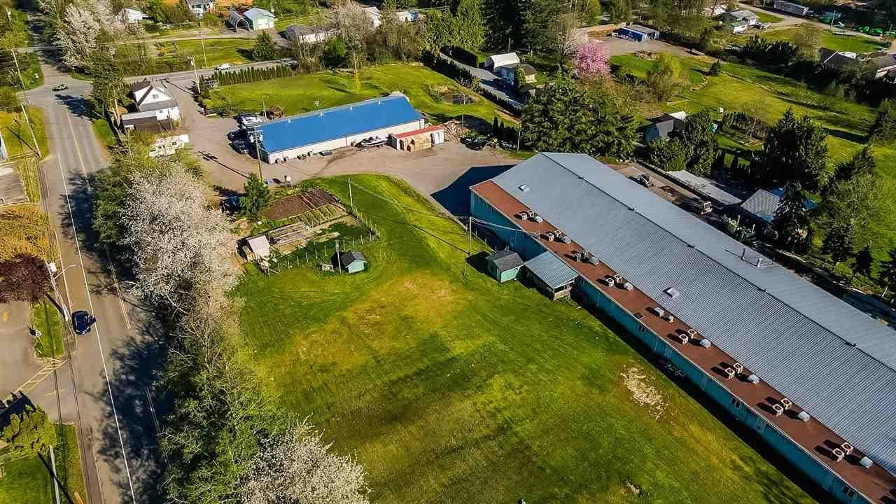 Main Photo: 6191 264 STREET in LANGLEY: Agriculture for sale : MLS®# C8038159