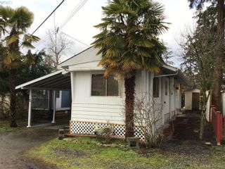 Photo 2: Cheap Mobile Home For Sale  |  4-1201 Craigflower Road