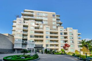 Main Photo: 605 9288 UNIVERSITY Crescent in Burnaby: Simon Fraser Univer. Condo for sale (Burnaby North)  : MLS®# R2543421
