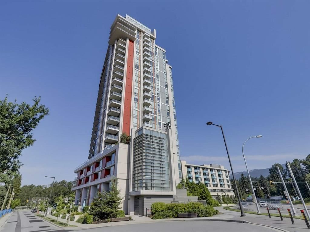 """Main Photo: 904 1550 FERN Street in North Vancouver: Lynnmour Condo for sale in """"THE BEACON AT SEYLYNN VILLAGE"""" : MLS®# R2316206"""