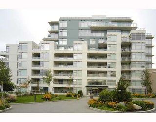 "Photo 1: 301 9298 UNIVERSITY Crescent in Burnaby: Simon Fraser Univer. Condo for sale in ""Novo 1"" (Burnaby North)  : MLS®# V788446"
