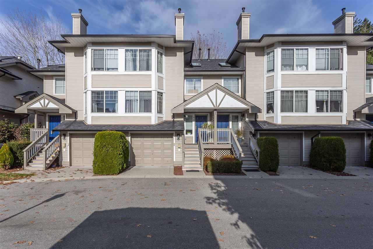 Main Photo: 43 7640 BLOTT Street in Mission: Mission BC Townhouse for sale : MLS®# R2419018