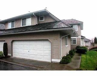 """Photo 1: 92 2615 FORTRESS Drive in Port_Coquitlam: Citadel PQ Townhouse for sale in """"ORCHID HILL"""" (Port Coquitlam)  : MLS®# V714760"""