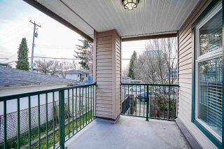 "Photo 19: 5698 WESSEX Street in Vancouver: Killarney VE Townhouse for sale in ""KILLARNEY VILLAS"" (Vancouver East)  : MLS®# R2562413"