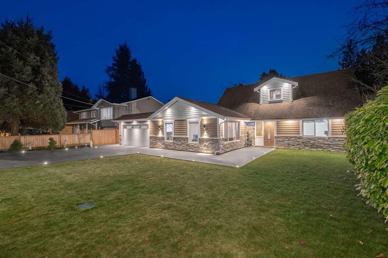 Main Photo: 11737 BONSON Road in Pitt Meadows: South Meadows House for sale : MLS®# R2540190
