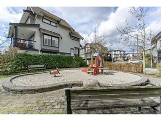 """Photo 17: 14 19448 68 Avenue in Surrey: Clayton Townhouse for sale in """"NUOVO"""" (Cloverdale)  : MLS®# R2250936"""