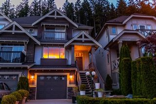 """Photo 1: 133 FERNWAY Drive in Port Moody: Heritage Woods PM 1/2 Duplex for sale in """"ECHO RIDGE"""" : MLS®# R2204262"""