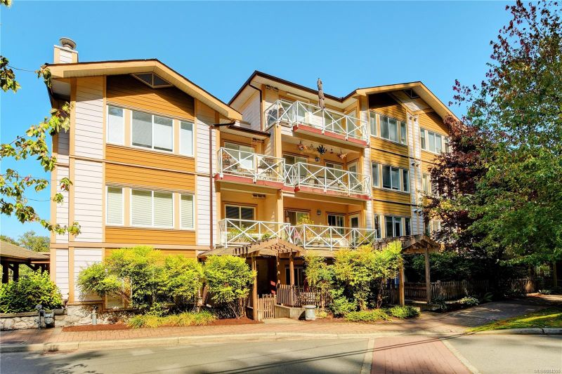 FEATURED LISTING: 307 - 360 Goldstream Ave