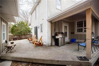 Photo 16: 649 Viscount Place in Winnipeg: East Fort Garry Residential for sale (1J)  : MLS®# 1910251
