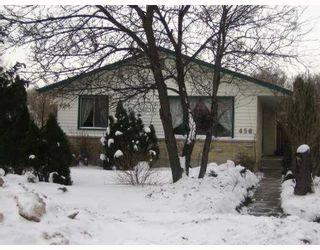 Photo 1: 456 SMITHFIELD Avenue in WINNIPEG: West Kildonan / Garden City Residential for sale (North West Winnipeg)  : MLS®# 2800171