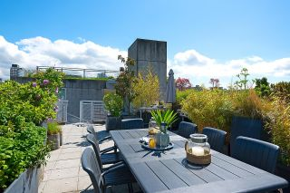 """Photo 30: 508 1540 W 2ND Avenue in Vancouver: False Creek Condo for sale in """"WATERFALL"""" (Vancouver West)  : MLS®# R2594378"""