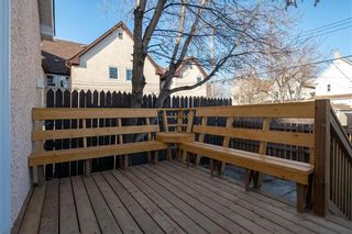 Photo 16: 331 Simcoe Street in Winnipeg: West End Residential for sale (5A)  : MLS®# 202106535