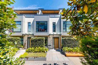 Photo 1: 6072 OAK Street in Vancouver: Oakridge VW Townhouse for sale (Vancouver West)  : MLS®# R2598531
