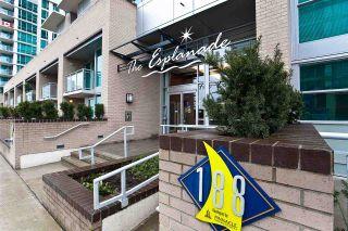 "Photo 20: 1707 188 E ESPLANADE in North Vancouver: Lower Lonsdale Condo for sale in ""Esplanade at the Pier"" : MLS®# R2337400"