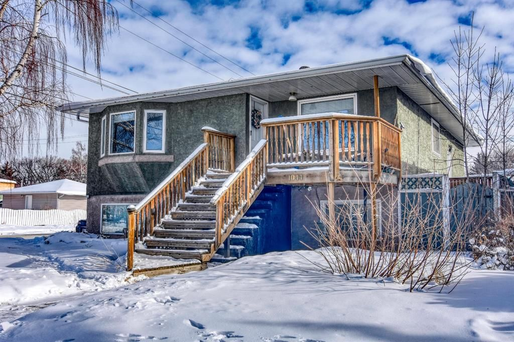 Main Photo: 1044 17A Street NE in Calgary: Mayland Heights Detached for sale : MLS®# A1070793