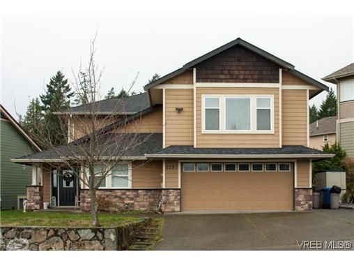 Main Photo: 2287 Setchfield Ave in VICTORIA: La Bear Mountain House for sale (Langford)  : MLS®# 625835