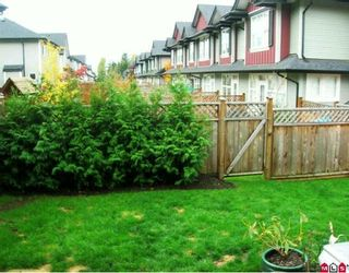 "Photo 10: 24 18199 70TH Avenue in Surrey: Cloverdale BC Townhouse for sale in ""AUGUSTA"" (Cloverdale)  : MLS®# F2923812"