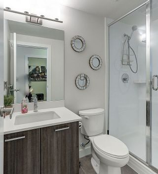 """Photo 16: 604 301 CAPILANO Road in Port Moody: Port Moody Centre Condo for sale in """"RESIDENCES AT SUTER BROOK"""" : MLS®# R2094618"""