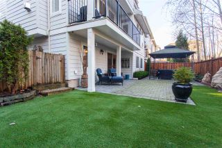 """Photo 29: 12 3502 150A Street in Surrey: Morgan Creek Townhouse for sale in """"Barber Creek Estates"""" (South Surrey White Rock)  : MLS®# R2536793"""