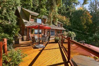 Photo 1: 307 BAYVIEW Place: Lions Bay House for sale (West Vancouver)  : MLS®# R2417582