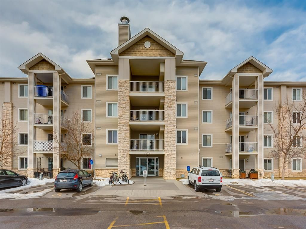 Main Photo: 2208 16320 24 Street SW in Calgary: Bridlewood Apartment for sale : MLS®# A1059878