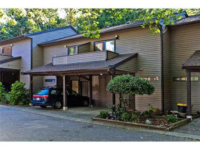 Main Photo: 8581 FLOWERING PLACE in : Forest Hills BN Townhouse for sale : MLS®# V898721