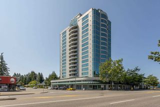 """Photo 2: 404 32330 SOUTH FRASER Way in Abbotsford: Central Abbotsford Condo for sale in """"Town Centre Tower"""" : MLS®# R2605342"""