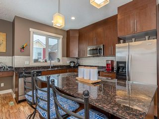 Photo 13: 43 WEST SPRINGS Lane SW in Calgary: West Springs Row/Townhouse for sale : MLS®# C4256287