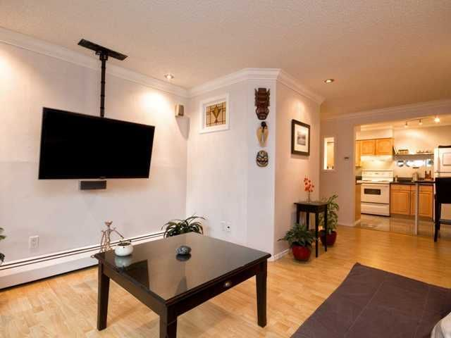 """Main Photo: # 214 1855 NELSON ST in Vancouver: West End VW Condo for sale in """"WESTPARK"""" (Vancouver West)  : MLS®# V1031573"""
