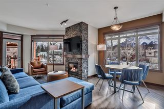 Photo 3: 201 30 Lincoln Park: Canmore Apartment for sale : MLS®# A1065731
